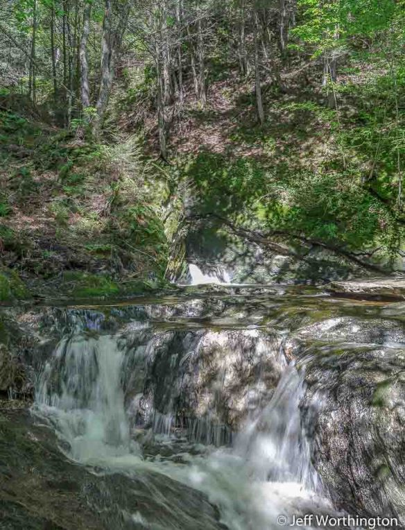 Sterling Falls Gorge